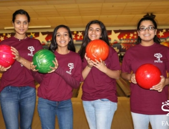 2017 Ladies Bowling Event